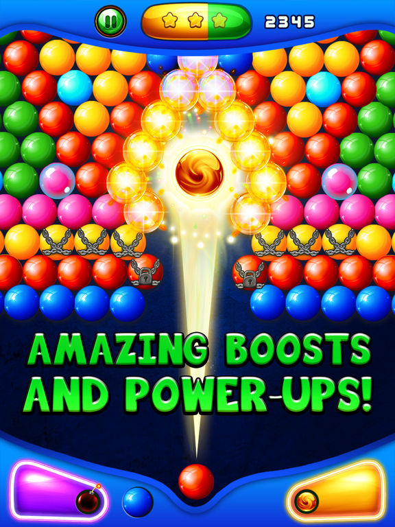 Bubble Shooter Dash screenshot 6