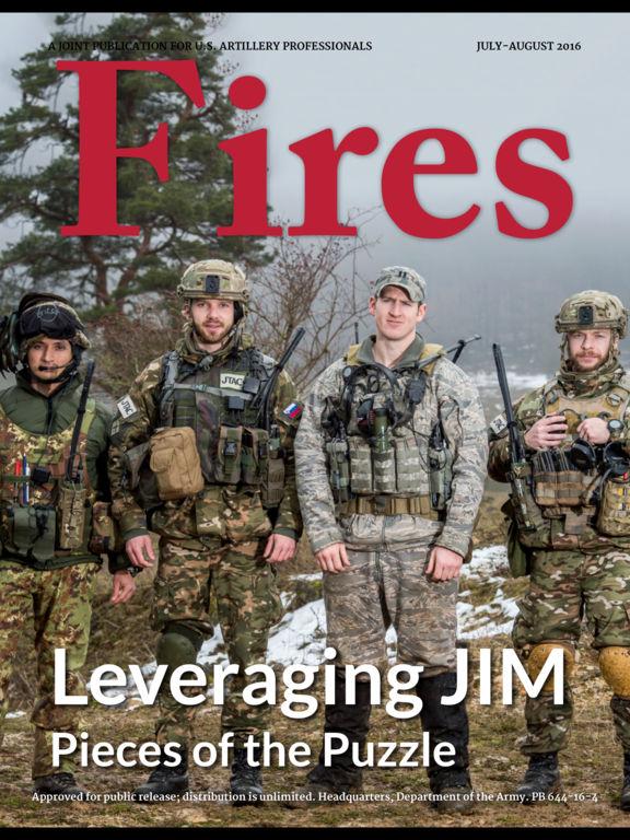 Fires Bulletin Magazine screenshot 6