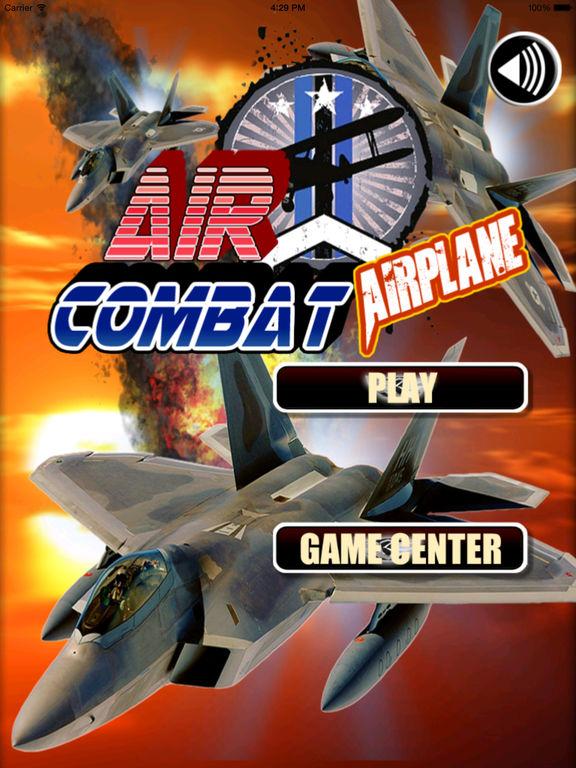 Air Combat Airplane Pro - A Flight Of High Speeds screenshot 6
