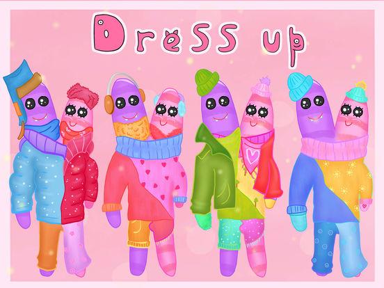 Monster Family Fun - Monster Dress Up & Baking screenshot 9