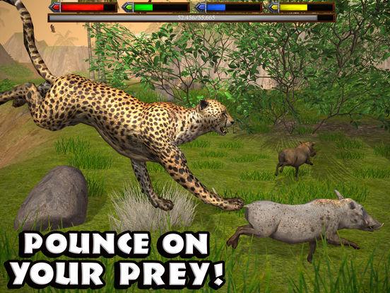 Ultimate Savanna Simulator screenshot 8