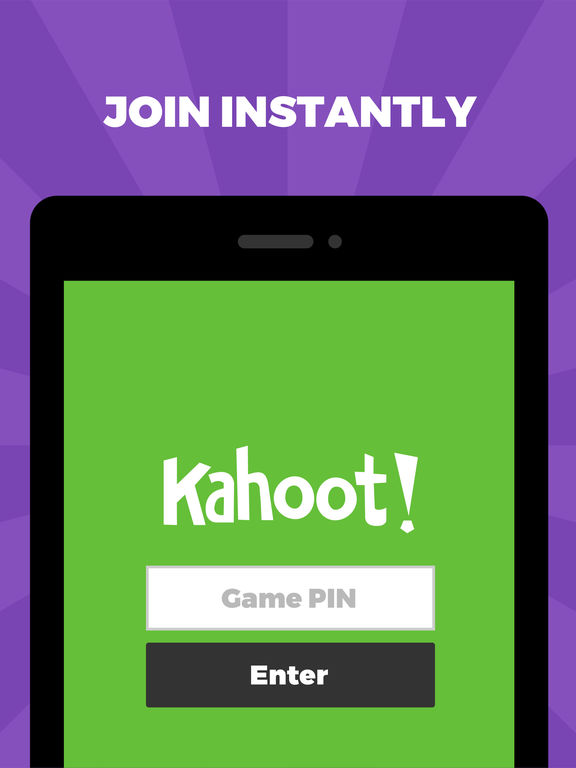 Kahoot! Play & Create Quizzes | Apps | 148Apps