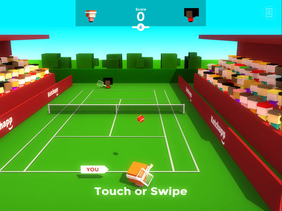 Ketchapp Tennis screenshot 6