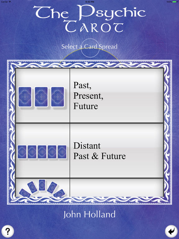 The Psychic Tarot screenshot 6