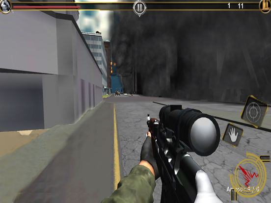 Fight 4 Freedom : Real Gang-star Battle Game-s 3D screenshot 6