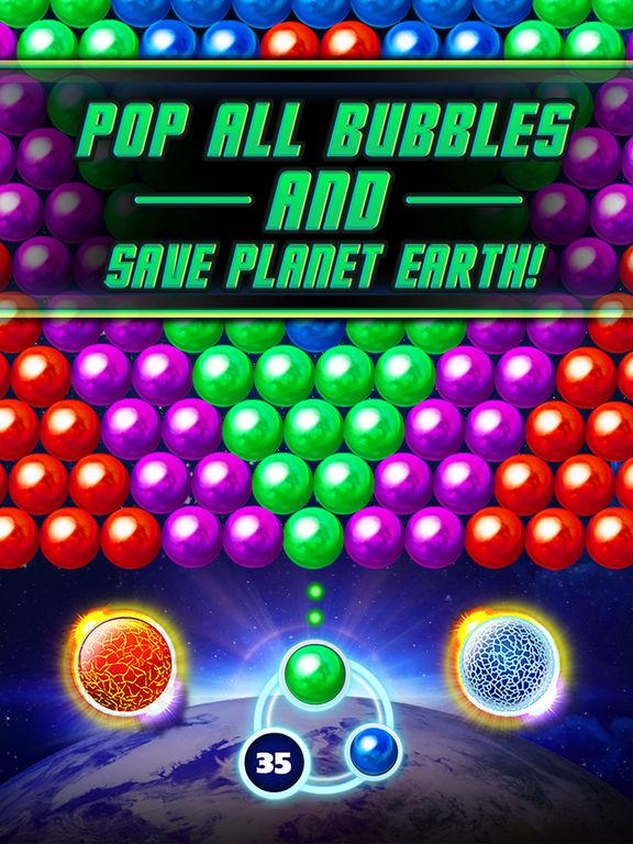 Bubble Earth screenshot 6