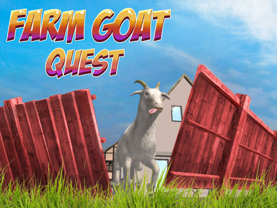 Farm Goat Simulator: Animal Quest 3D Full screenshot 5