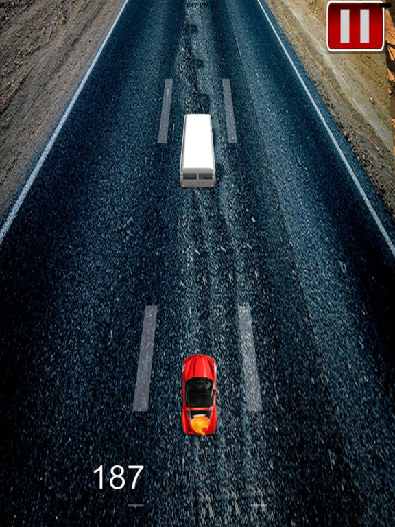 Car Driving Angry And Fast - Car Racing Game screenshot 8