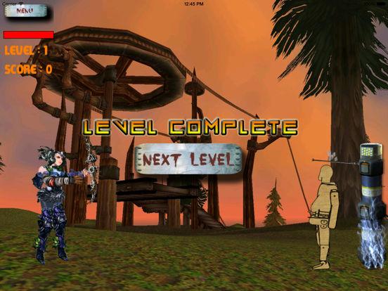Arrow Purple Fantasy - Best Archery Tournament Game screenshot 9