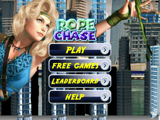 A Rope Chase PRO - Escape Swing Game screenshot 9
