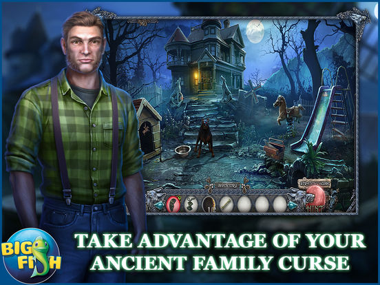 Shadow Wolf Mysteries: Curse of Wolfhill (Full) screenshot 6