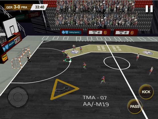 Indoor Football Arena Futsal 2k16 by BULKY SPORTS screenshot 8