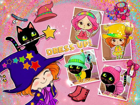 Luna's Magic School - Dress up, pet care & spells screenshot 9