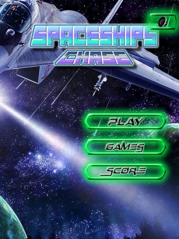 A Spaceships Chase - A Extreme Stellar Race screenshot 6