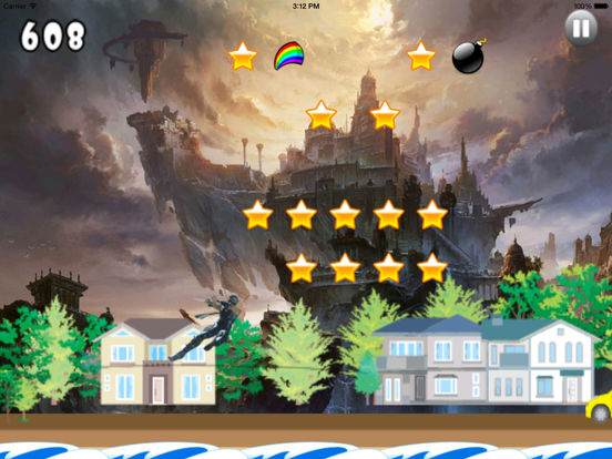 A Ninja Spiral Jump - Amazing Jumping Mobile Game screenshot 10