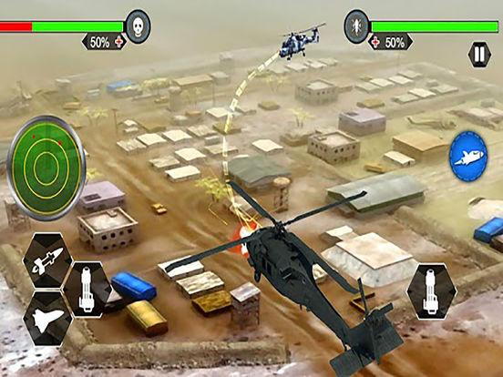 Apache Battleship 3D : Heli-copter war Game-s screenshot 7
