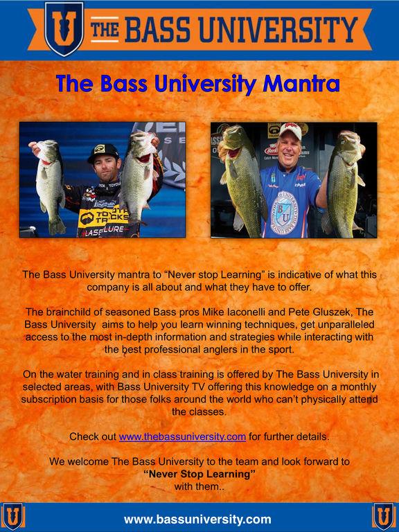The World of Bass Fishing Mag screenshot 9