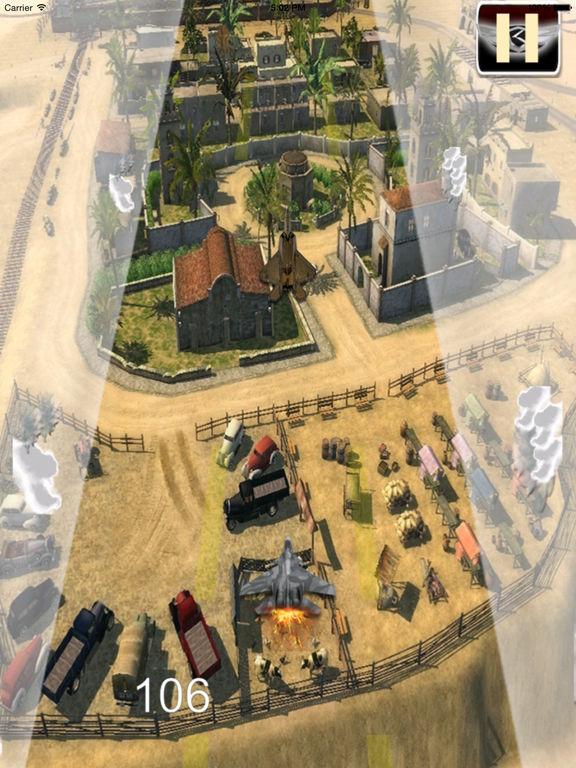 Aircraft Race Combat Flight - Iron Fleet Air Force F18 Jet Fighter Plane Game screenshot 8
