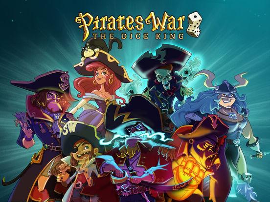 Pirates War - The Dice King screenshot 6