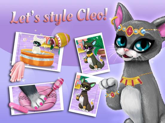Sweet Egyptian Princess - No Ads screenshot 8