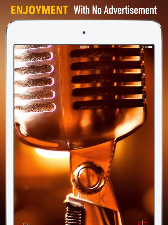 Microphones Wallpapers HD: Quotes Backgrounds screenshot 7