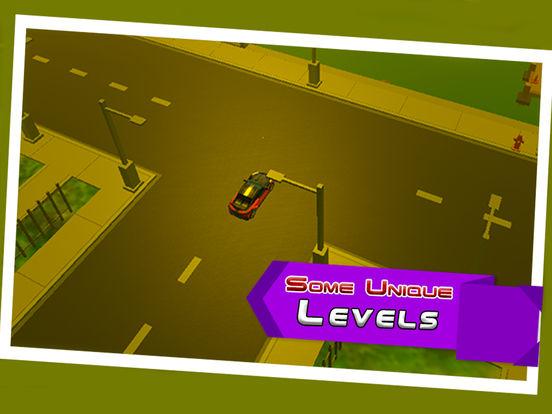 Smashy Road: Chasing Cars screenshot 8