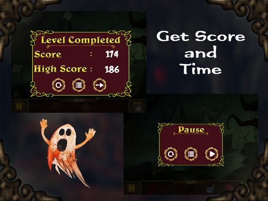 Halloween Mystery Hidden Objects screenshot 9