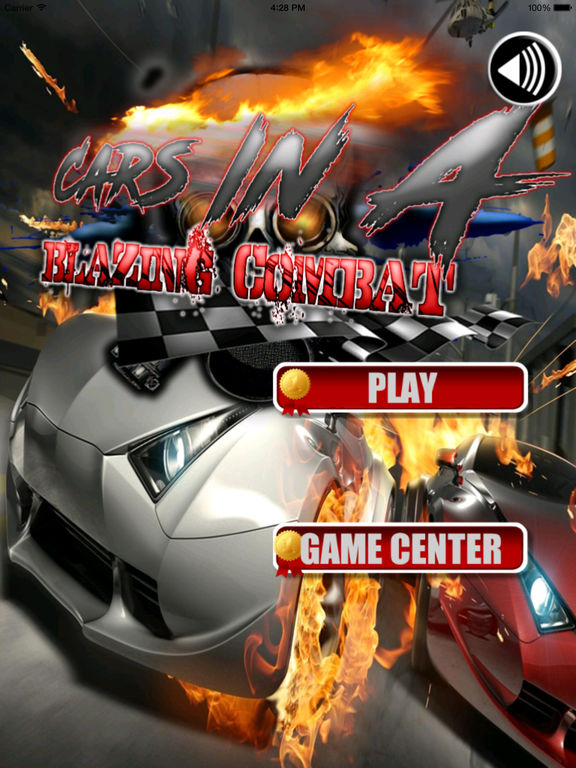 Cars In A blazing Combat - A Hypnotic Game Of Speed screenshot 6