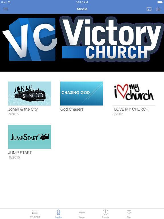 VICTORY CHURCH-WINCHESTER screenshot 5