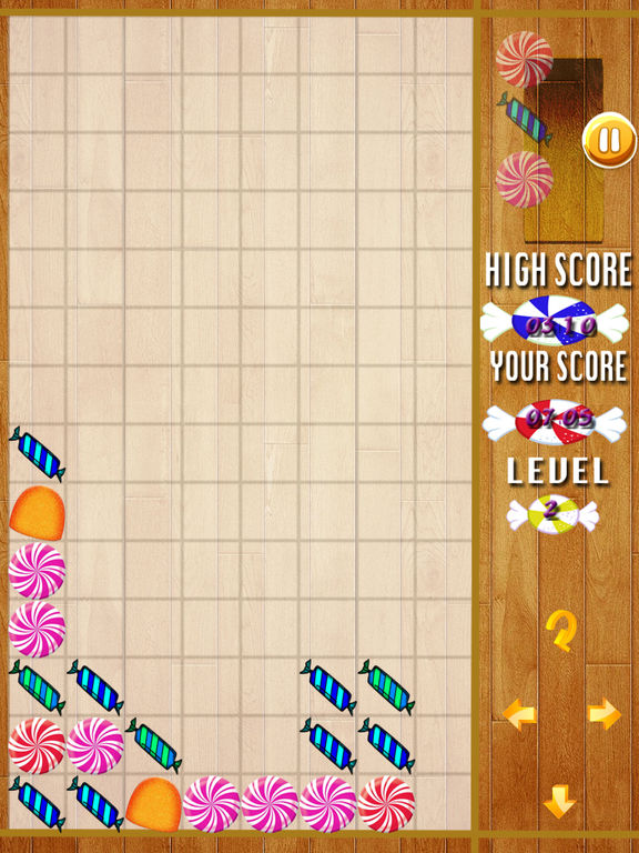 A Waterfall Blitz Candy Pro - An Addictive Sweet Flavors screenshot 8