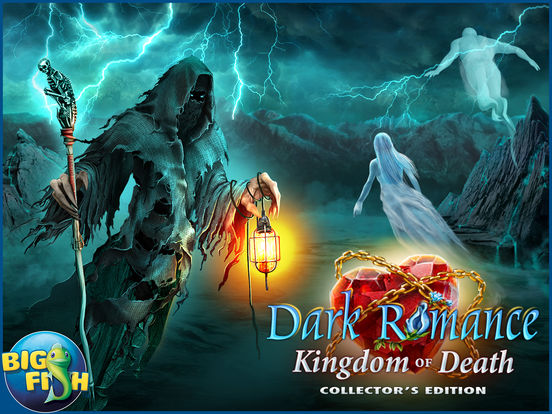 Dark Romance: Kingdom of Death HD - A Hidden Object Adventure screenshot 5