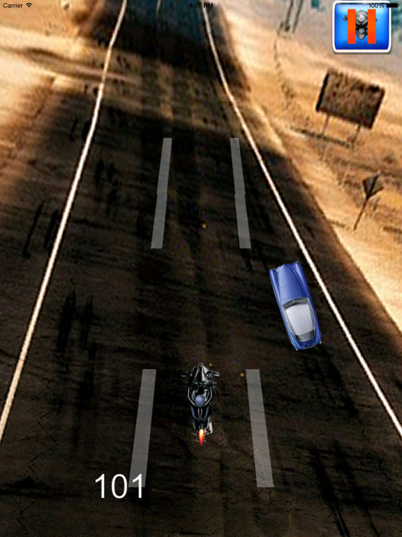 An Internal Energy Of Motorcyclists - Awesome Stunt Of Game screenshot 9