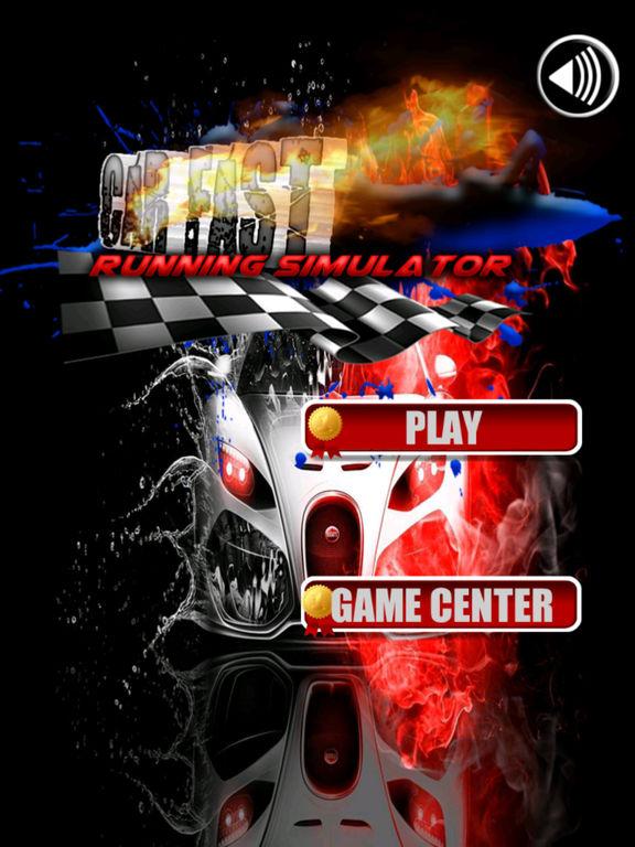 Car Fast Running Simulator – Awesome Vehicle High Impact screenshot 6