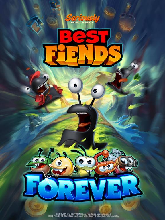 Best Fiends Forever screenshot 10