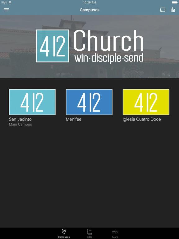 412 Church screenshot 4
