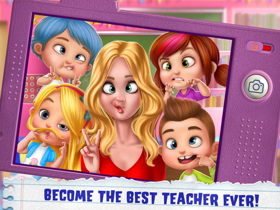 My Teacher - School Classroom Play & Learn screenshot 6