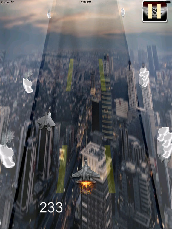 Air Combat Airplane Vindictive - Dangerously Addictive Air Simulation Game screenshot 7