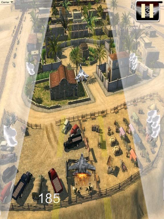 Aircraft Race Combat Flight - Iron Fleet Air Force F18 Jet Fighter Plane Game screenshot 10