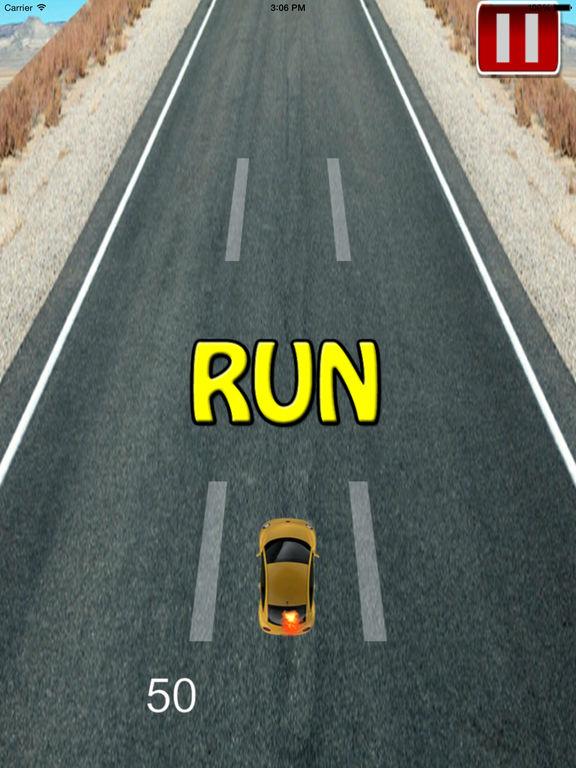 Big Track Car Racing On The Run Pro - Maximum Speed Game screenshot 8