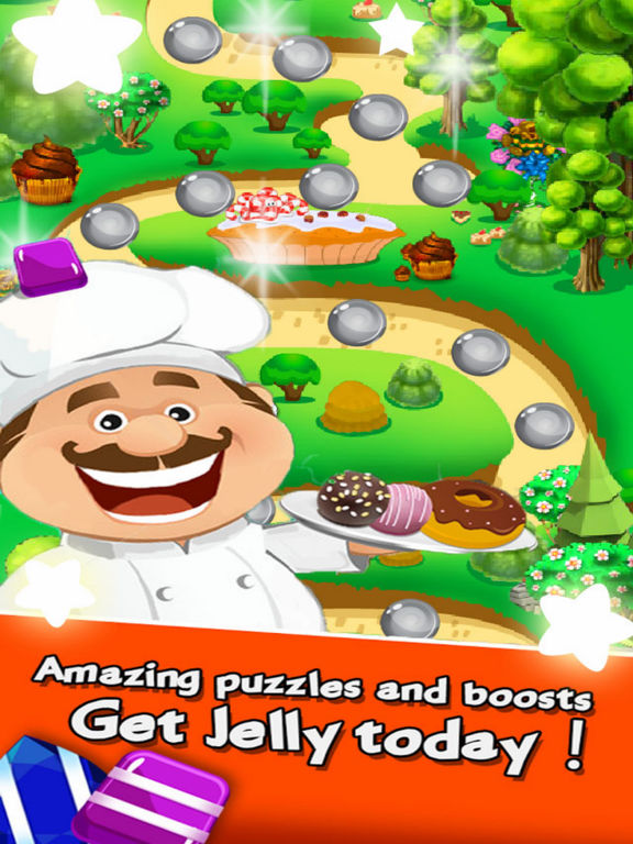 Magic Ice Candy - Cookies Jam 2 screenshot 5