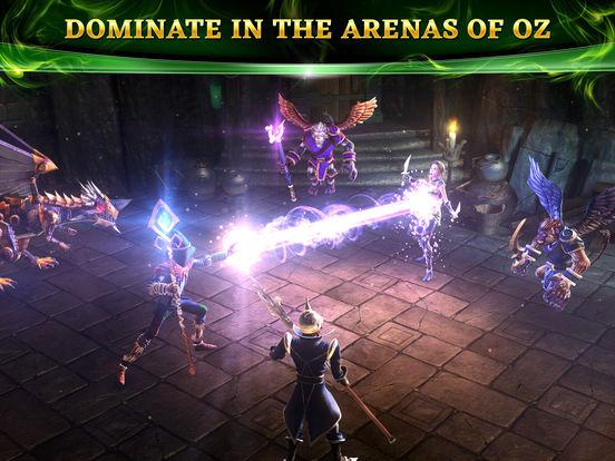 Oz: Broken Kingdom™ screenshot 9