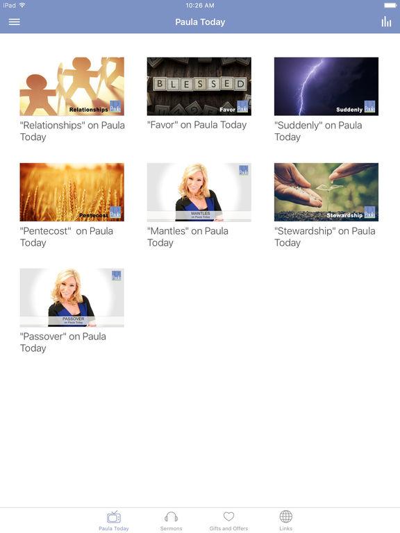 Paula White Ministries Media screenshot 4