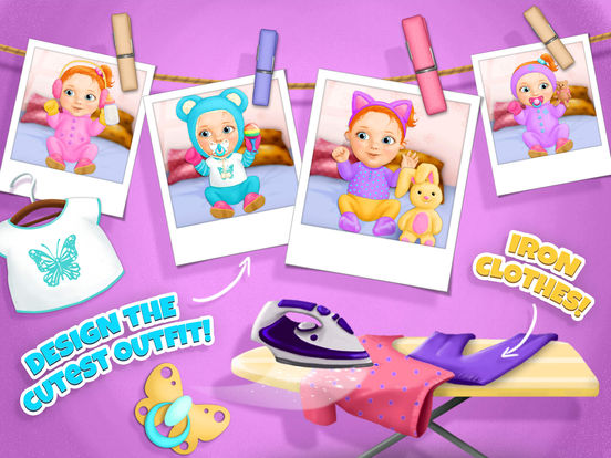 Sweet Baby Girl Daycare 4 - No Ads screenshot 7