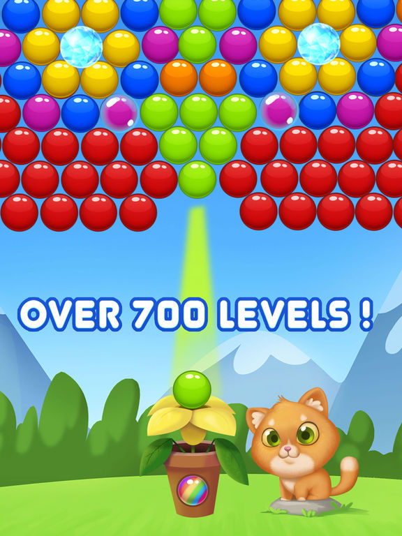 Bubble Shooter! Cat screenshot 7