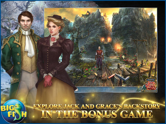 Living Legends: Bound by Wishes - A Hidden Object Mystery (Full) screenshot 9