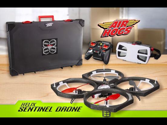 Air Hogs Helix Sentinel Drone screenshot 10
