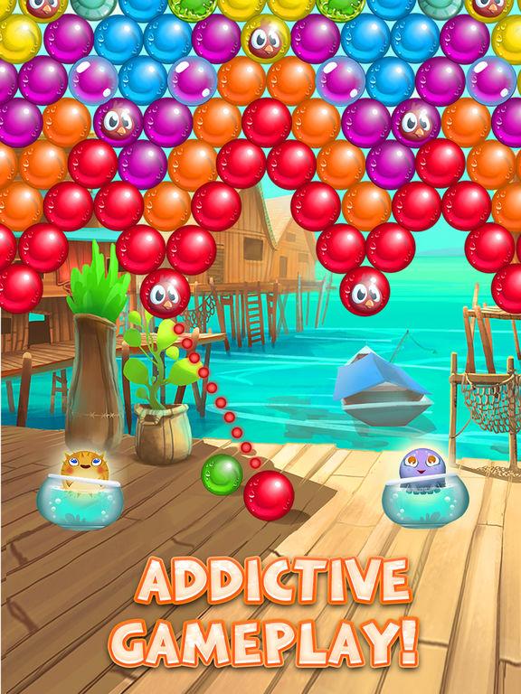 Bubble Fish Mania screenshot 9