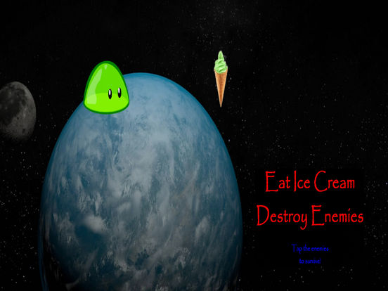 Eat Ice Cream Destroy Enemies screenshot 2