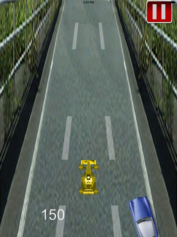 A Great Race Car Pro - Spectacular Racecourse screenshot 9