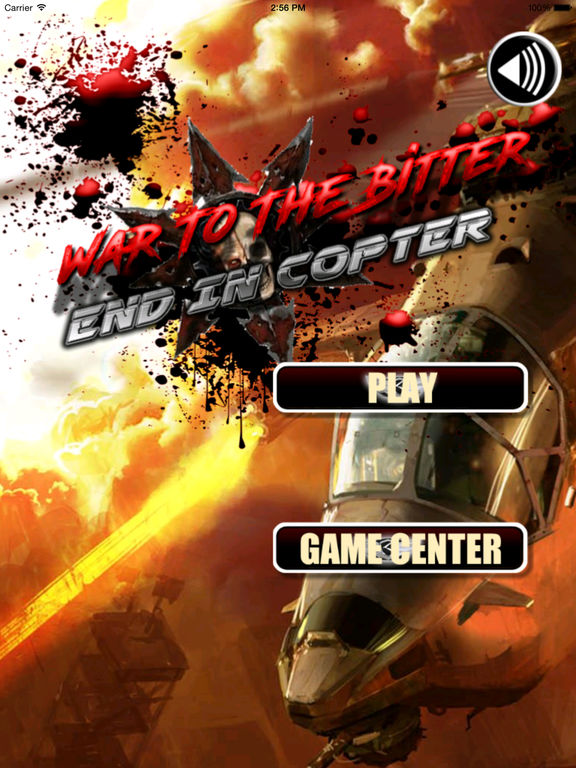 A War To The Bitter End In Copter - A Helicopter Hypnotic X-treme Game screenshot 6